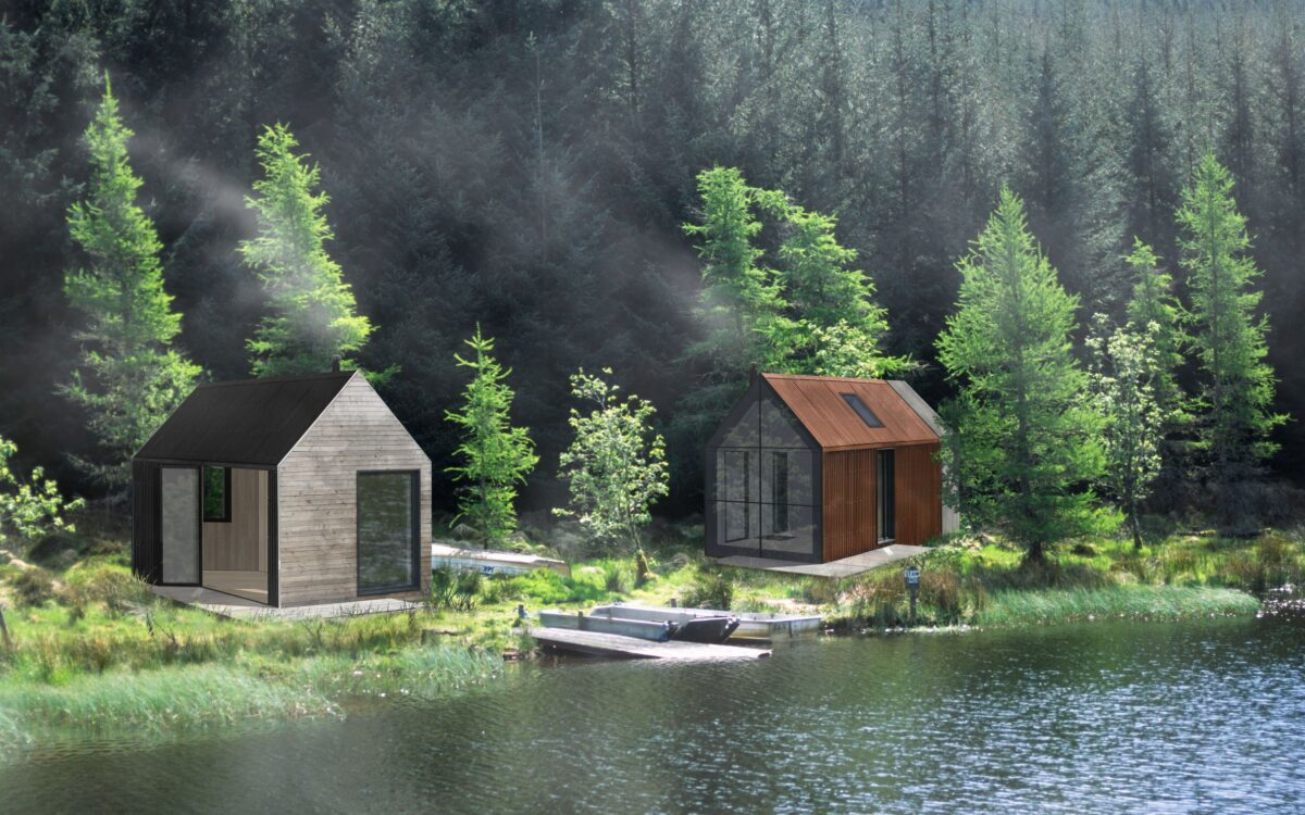 The Artist Bothy / Bothy Stores